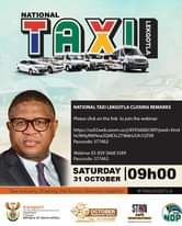 FINAL DAY OF THE NATIONAL TAXI LEKGOTLA… 123220689 3414469255301841 1167169130955778105 o