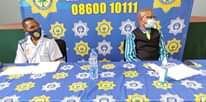 Eastern Cape SAPS family honours memorial service of one of their own in East Lo… 123333906 4229209623772614 9133841958580734571 o