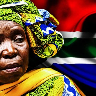 Dlamini-Zuma asked to provide reasons for extending lockdown – or see you in court DearSA NDZ South African Flag 320x320