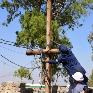 Energy management campaign stresses the safeguarding of Eskom's infrastructure – Soweto Urban Getting rid of illegal connections