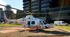 Gauteng Helicopter Emergency Medical Services: Netcare 1 a specialised helicopte… 125494245 3612093655478411 4490831415650290109 o