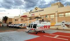 Gauteng Helicopter Emergency Medical Services: Netcare 2 a specialised helicopte… 125972917 3618361648184945 3351331893939746397 o