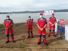 ER24 KZN crews looking sharp while providing medical service at the Capital-K ev… 126385037 3604358966292108 3966216417118554375 o