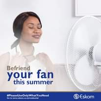 Did you know that fans use much less energy than air-conditioners? Fans are also… 126952425 4259747484051963 7492012144749876561 o