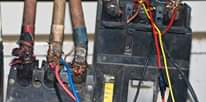 Illegal connections are a major issue. #Eskom and municipalities remove illegal … 127223145 4265095436850501 5217801634127035530 o