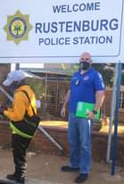 Early start in Rustenburg this morning.  IRS member Andre van Wyk following up o… 127242215 3774364682594911 8160730639753774591 o