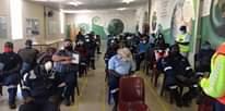 Road safety driver workshop at Sasol plant in Secunda. #SaferFestive #ArriveAliv… 127555574 3482583838490382 7912527523656380305 n