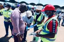 Road Safety Education Activation at Kwamahlanga taxi rank. #SaferFestive #Arrive… 127715557 3483232245092208 6896485963051616703 n