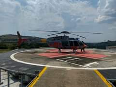 Gauteng Helicopter Emergency Medical Services: Netcare 3 a specialised helicopte… 127991608 3644527485568361 7968307767503180961 o