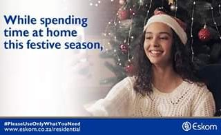 While spending more time at home this festive season, be mindful of your electri… 121869490 722170145369805 1529549061185480137 n