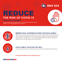 Following all the necessary precautions to lower your risk of infection of COVID… 130587798 3647768928617778 8117758072826522955 o