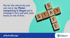 Stay alert! If somebody offers to make changes on your electricity meter and ask… 136452574 4380651538628223 815579994471146376 n