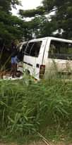 Taxi Overturns: R102 Tongaat – KZN  Several people were hospitalized after a min… 137662476 3971575639527667 9205227777482835138 o
