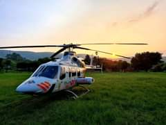 Gauteng HEMS: Netcare 1 a specialised helicopter ambulance has been activated fo… 138287563 3763268173694291 8709789153294154267 o
