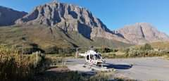 Western Cape HEMS: Netcare 6 a specialised helicopter ambulance has been activat… 139808709 3778430778844697 6378596272582956753 o