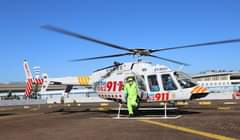 KwaZulu-Natal HEMS: Netcare 4 a specialised helicopter ambulance has been activa… 140188671 3781531941867914 200990928581629215 o