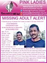 #MissingMinorsPinkLadies  Missing: Chatsworth KZN Transfer to Ladysmith Clive Ra… 142439209 4842980199107735 6808205030519287231 o