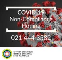 Help reduce the spike in Covid-19 infections, follow the safety and health advic… 143192461 5672674296091443 1013908029777924425 o
