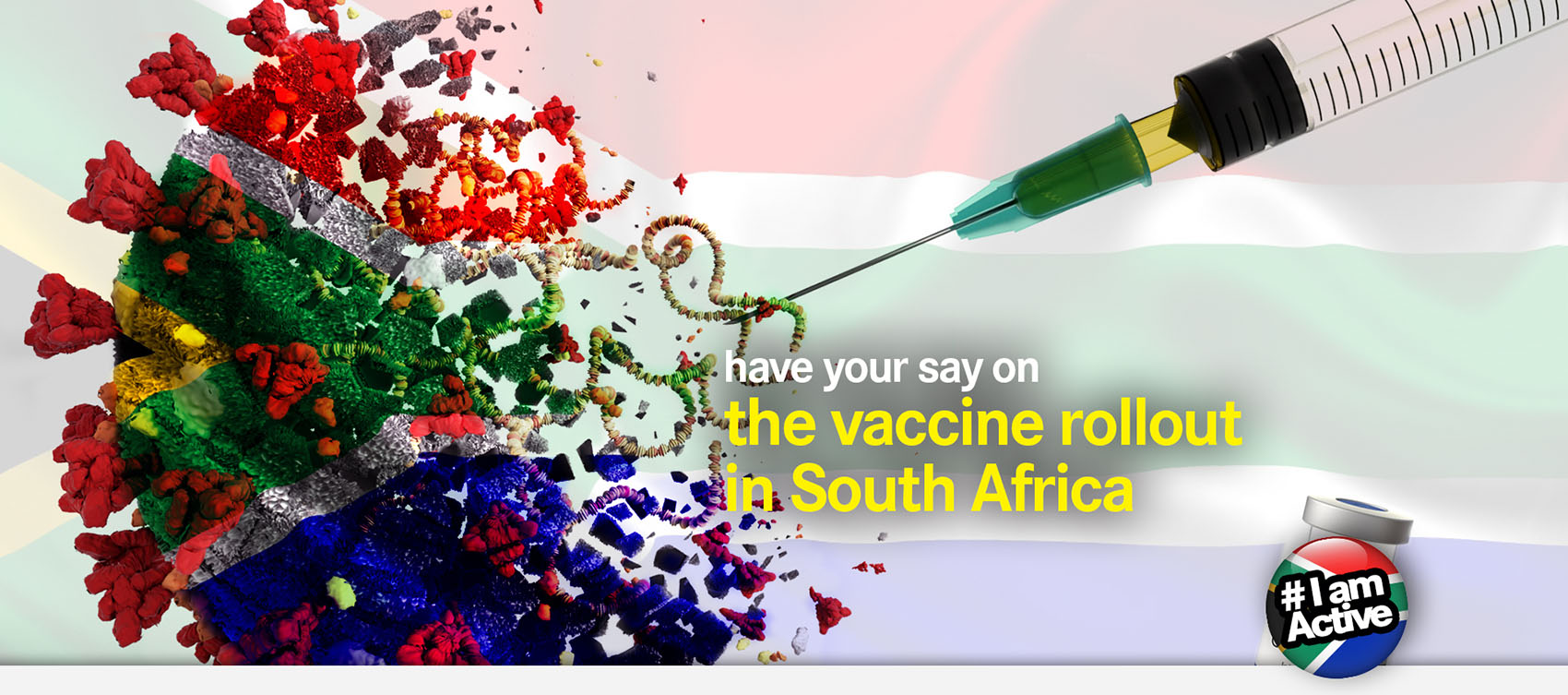 Have your say on vaccine roll-out DearSA covid vaccine