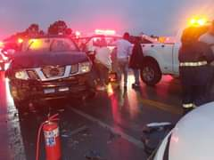 Five people sustained injuries ranging from minor to moderate following a two-ve… 145737714 3793063684088301 4782015855136734408 o