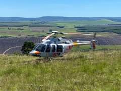 KwaZulu-Natal HEMS: Netcare 4 a specialised helicopter ambulance was activated e… 156570823 3901504119870695 3139003265847449142 o