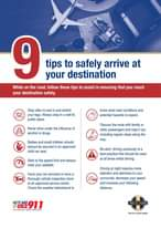 Tips to safely arrive at your destination  Stop often to rest in and stretch you… 167425989 3980825535271886 3637217549372543312 n