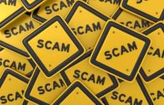 Scammers promising HUGE amounts of money for business, charitable and other purp… 175320089 4183643668333675 8930795621208164548 n
