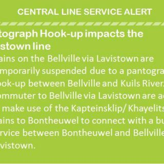 #CentralLineCT : Pantograph Hook-up impacts the Lavistown line 37987917 2597408886951348 1332257438849564672 n 320x320
