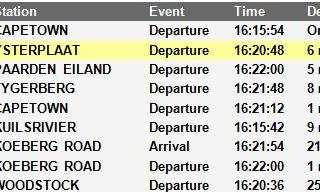 #Trainreport  #NorthernLineCT  Please see the current trains operating to and f… 38124906 2599397026752534 1865719864803459072 n 320x192