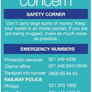 #CustomerNotice Emergency numbers to remember. 43554481 2745616542130581 5091325584970088448 n 320x320