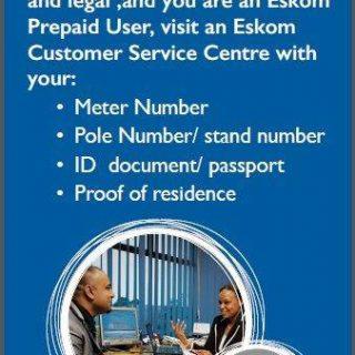 #ComeClean – be legal. If you are an @Eskom_SA pre-paid residential customer &am… 46982832 2526735780686484 142759090806849536 n 320x320