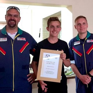 Courageous teen acknowledged with Netcare 911 Certificate of Bravery  —–Brave… 47281642 2070512802969845 6967328627977355264 o 320x320
