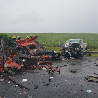 19 January 2019  7 Dead 1 Injured   Earlier this afternoon, a head on collision … 50260508 2538810669527551 4518902320968237056 o 320x320