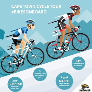 RT @CapeTownTrains: #CapeTownCycle  #BikesOnBoard:   Return Cycle Tour train tic… 54462682 3083863458305886 2438944397904052224 o 320x320