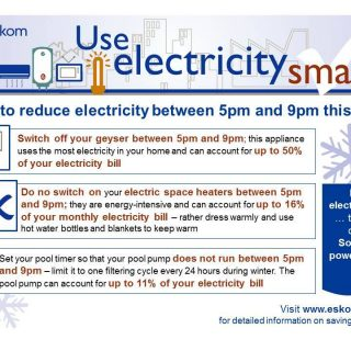 It is so easy for electricity consumption to skyrocket during winter.  Here's 3 … 66690941 2932399003453491 5912739312985702400 o 320x320