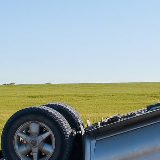 [FOCHVILLE] – Vehicle rollover leaves three injured. Stock Car Roof scaled 320x320