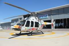 Gauteng Helicopter Emergency Medical Services: Netcare 2 a specialised helicopte… 121683916 3526090917412019 8087351721035223310 o